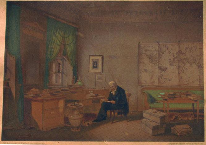 Humboldt portrait