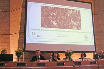 Opening plenary