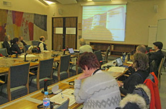 IEF symposium
