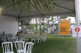EBBF tent