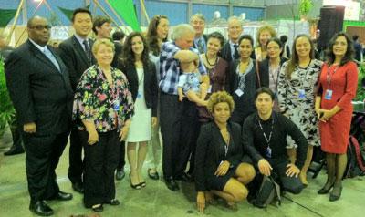 Baha'i delegations