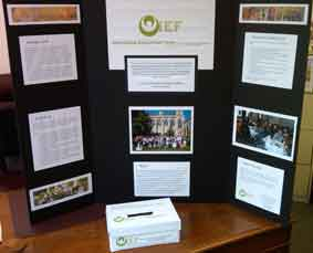 IEF exhibit